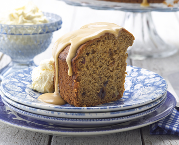 Sticky Date and Banana Cake