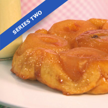 Kiriana's Apple Tarte Tatin