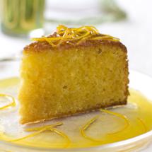 Lemon Sugar Syrup For Cake