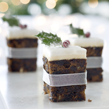 Chelsea's Favourite Christmas Cake