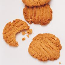 Peanut Crunch Biscuits Gluten And Dairy Free Chelsea Sugar