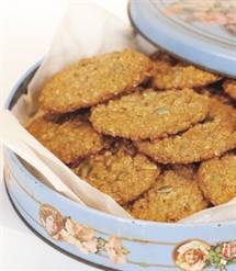 Chelsea's Anzac biscuits