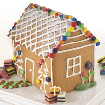 Chelsea Gingerbread House