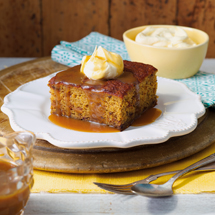Sticky Date Pudding With Butterscotch Sauce Chelsea Sugar