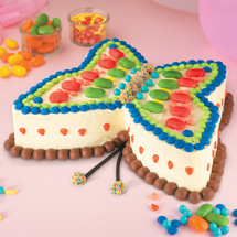 Butterfly Birthday Cake Recipe