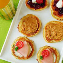 Sweet or Savoury Pikelets
