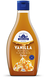 Vanilla Natural Flavoured Syrup