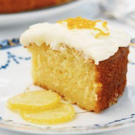 Lisa S Lemon Yoghurt Cake Recipe Chelsea Sugar