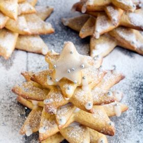 Shortbread Christmas Tree Recipe Chelsea Sugar