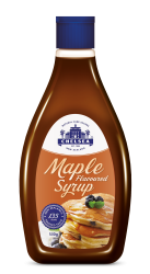 Maple Flavoured Syrup