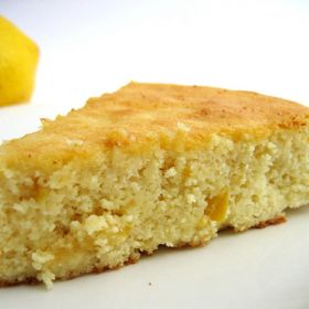 Flourless Lemon Cake