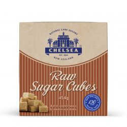 Raw Sugar Cubes