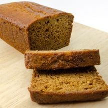 Traditional Gingerbread Loaf