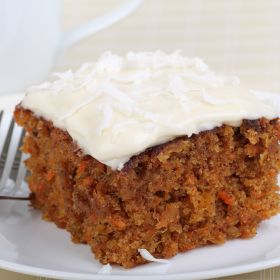 Cheese Icing For Carrot Cake
