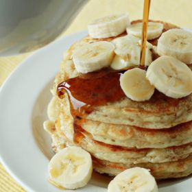 Banana Pancake Recipe Chelsea Sugar