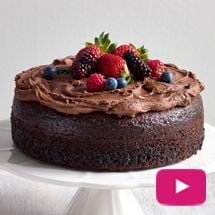 Prime Chocolate Cake Recipe Chelsea Sugar Funny Birthday Cards Online Alyptdamsfinfo