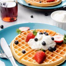 Belgian Waffle Recipe Chelsea Sugar