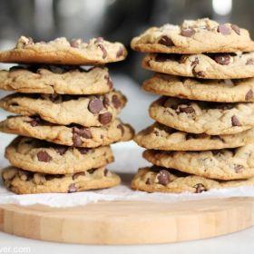 Vegan Chocolate Chip Biscuit Recipe Chelsea Sugar