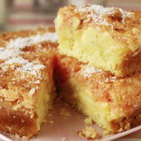 Easy Apple Cake Recipe Nz