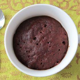 mug brownie no egg