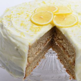Lemon And Ginger Cake Recipe Chelsea Sugar