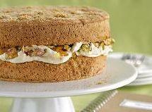 Golden Caramel Sponge Cake Chelsea Sugar