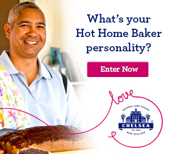 What's your Hot Home Baker personality?