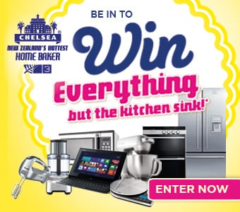 Hottest Home Baker - Be in to win everything